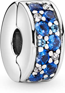 Pandora Femme Argent Charms et Perles - 791817NSBMX