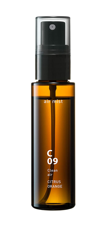 放つ小切手質素なC09 シトラスオレンジ air mist 50ml