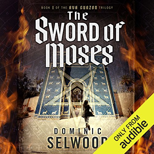 The Sword of Moses cover art