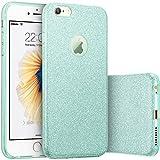 iPhone 6s Plus Case, Imikoko™ Fashion Luxury Protective Hybrid Beauty Crystal Rhinestone Sparkle