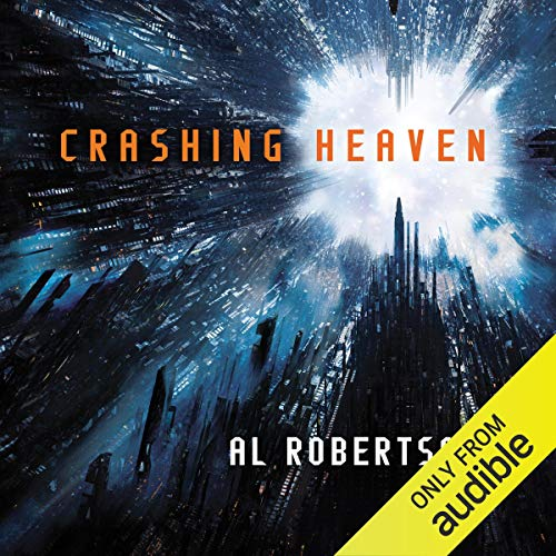 Crashing Heaven audiobook cover art