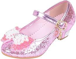 MerryDate Filles Princesse Chaussures, Princesse P