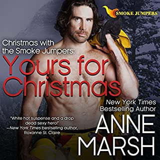 Yours for Christmas audiobook cover art