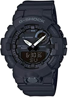 Casio G-SHOCK Orologio, Steptracker/Pedometro, Sensore di movimento, 20 BAR, Analogico - Digitale, Uomo