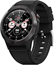 Smart Watch for Android Phones iOS, GPS Smartwatch for Men with Heart Rate and BP Monitor, Pedometer, Text Call Notificati...