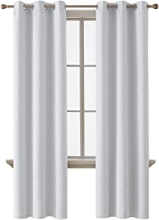 single curtain panel means
