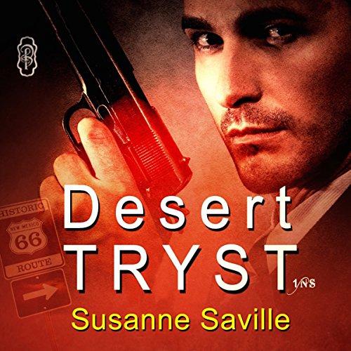 Desert Tryst audiobook cover art
