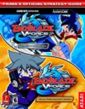 Beyblade Vforce - Prima's Official Strategy Guide d'Eric Mylonas
