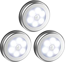 [Youwei]Wall Lighting Fixtures, Battery Light, LED Sensor Light, Battery Powered, Automatic, Stick-on Anywhere (1 Pack)
