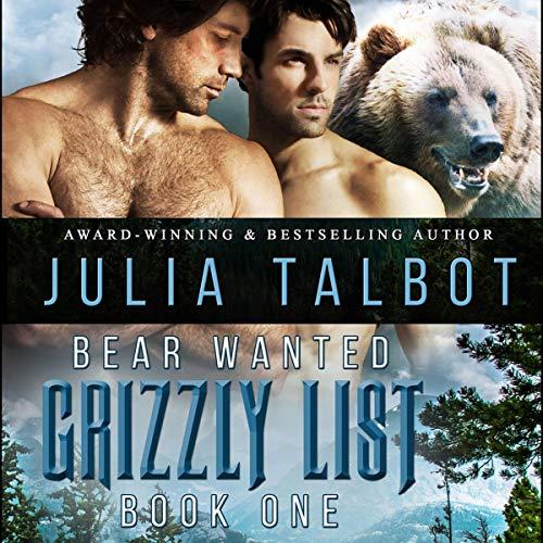 Bear Wanted audiobook cover art