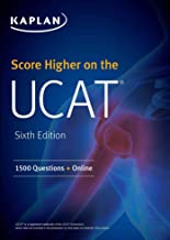 Score Higher on the UCAT: 1500 Questions + Online