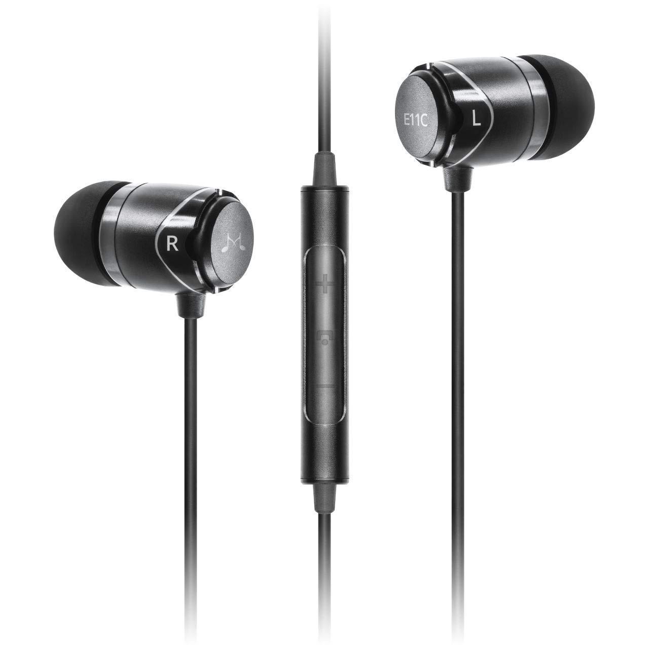 SoundMAGIC E11C - Auriculares internos para Smartphone, con ...