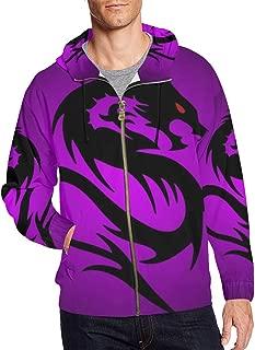 Best purple dragon hoodie Reviews