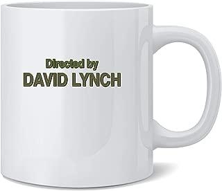 Poster Foundry Directed by David Lynch Ceramic Coffee Mug Coffee Mugs Tea Cup Fun Novelty Gift 12 oz