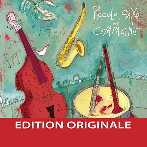 Piccolo Saxo et Compagnie audiobook cover art