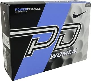 Nike 2015 Lady Power Distance Golf Balls