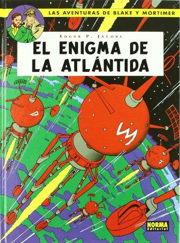 BLAKE Y MORTIMER 04. EL ENIGMA DE LA ATLÁNTIDA (BLAKE & MORTIMER)