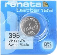 Renata 395 Button Cell watch battery