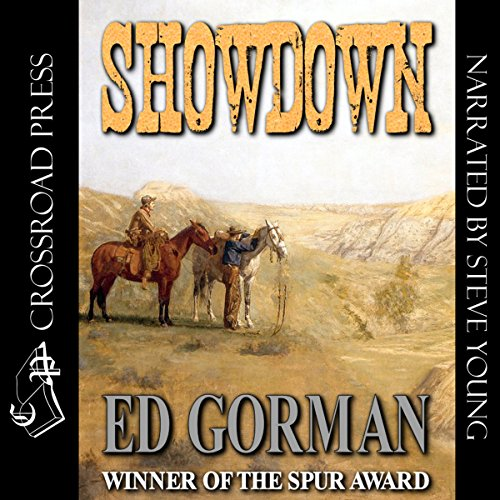 Showdown audiobook cover art