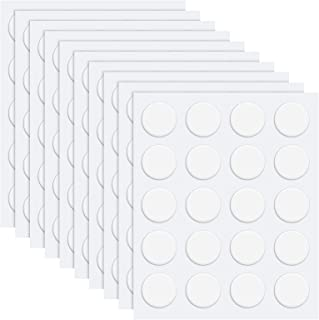 Double-Sided Adhesive Dots Transparent Double-Sided Tape Stickers Round Acrylic No Traces Strong Adhesive Sticker Waterpro...