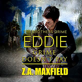 Eddie: Grime Doesn't Pay audiobook cover art