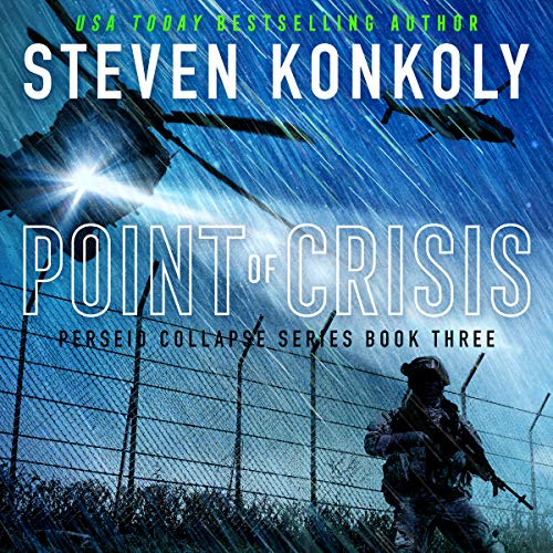 Point of Crisis audiobook cover art