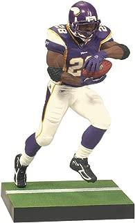 McFarlane Toys NFL Series 24 Adrian Peterson 3 Action Figure