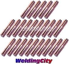 WeldingCity 25-pk MIG Welding Contact Tip 000-068 (0.035