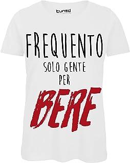76e655757d Amazon.it: t shirt donna divertenti - CHEMAGLIETTE!