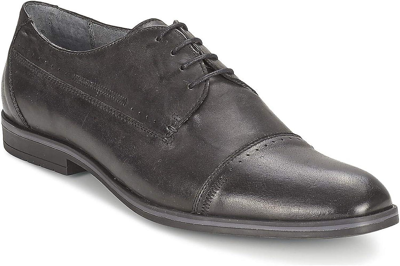 Carlington SIP Derby shoes & Brogues Men Black Derby shoes