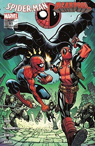 Spider-Man/Deadpool: Bd. 3: Ziemlich nicht so beste Freunde