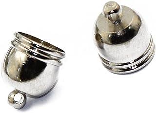 100 Stück Glockenform Quaste Kappen Perlenkappen Endkappen Spacer Kappen