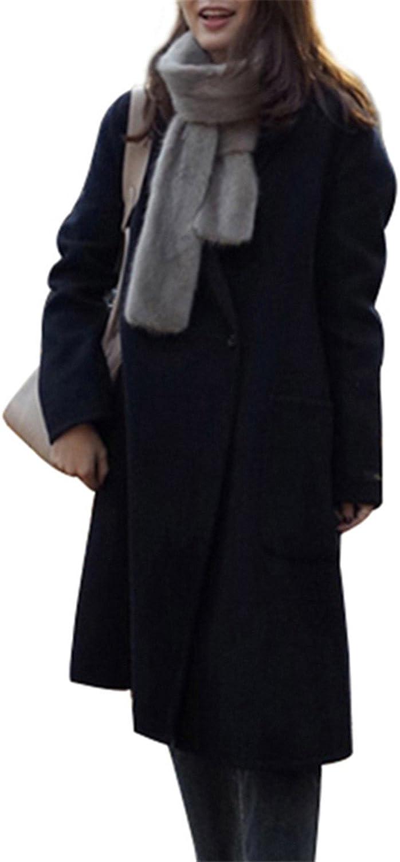 Cocainat Women Autumn Winter Coats Jackets Warm Cotton Padded Wool Blends