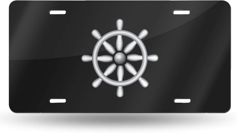 Coast Max 75% OFF Guard Quartermaster Qm License Plate Auto I Tag X 6 Reservation Car 12