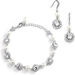 rustic pearl jewelry
