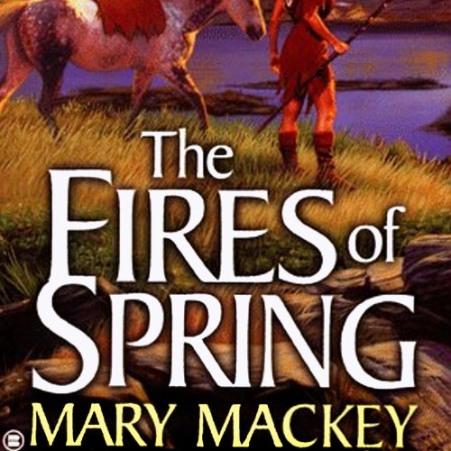 The Fires of Spring audiobook cover art