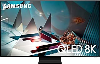 Samsung QN75Q800TA 8K Ultra High Definition Smart HDR QLED TV with Additional One Year Coverage by Epic Protect (2020)