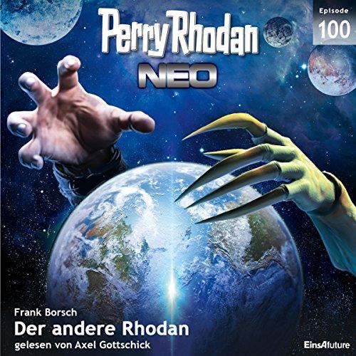 Der andere Rhodan audiobook cover art
