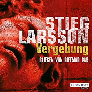 Vergebung audiobook cover art