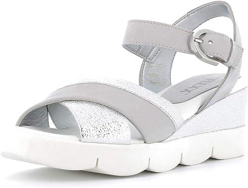 The The The Flexx Damenschuhe Sandalen E3019 07 Cinder Stone Silber  bester Verkauf