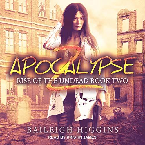 Apocalypse Z, Book 2 cover art
