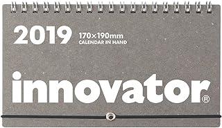 イノベーター 2019年 カレンダー インハンド 30598006