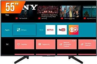 Smart TV LED 4K 55, Sony, KD-55X705F