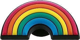 Crocs Jibbitz Symbols Shoe Charm, Rainbow, Small