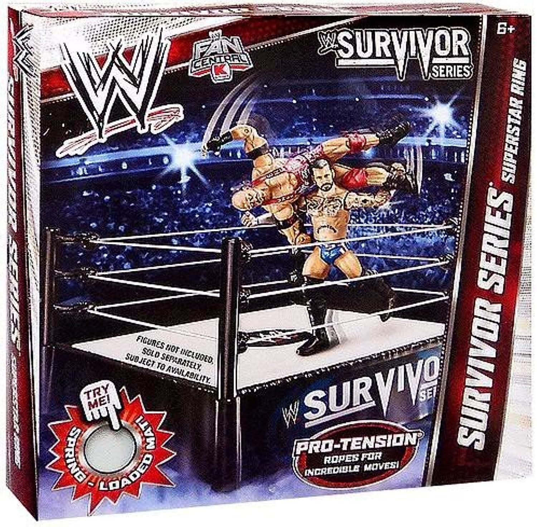 Ring WWE Arena Survivor Series