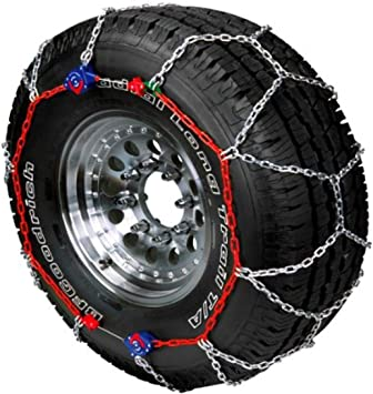 Peerless 0232805 Auto-Trac Light Truck/SUV Tire Traction Chain - Set of 2: image