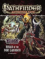 Wrath of the Righteous: Herald of the Ivory Labyrinth (Pathfinder Adventure Path)