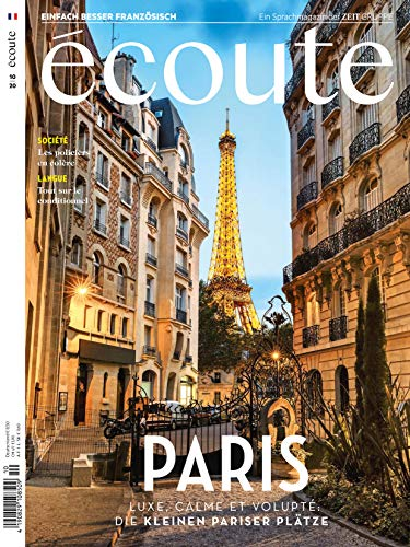 "Écoute - Französisch lernen 10/2020 \""Paris\"""