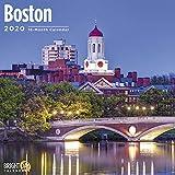 2020 Boston Wall Calendar by B...