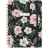 Image of Amazon Brand - Eono Diary 2021-2022 Week to View A5 Planner, 12 Month Planner with Hard Hardcover, Monthly Tabs and Expandable Inner Pocket, 21.5 x 15.5 x 1.5 cm.